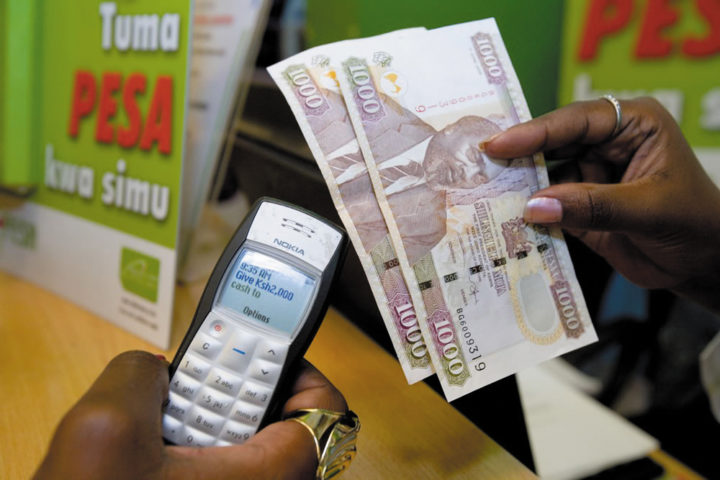 How to receive an MPESA statement